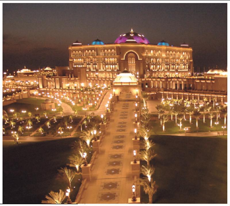 معلومات عن الاماكن السياحيه في إمارة أبو ظبي