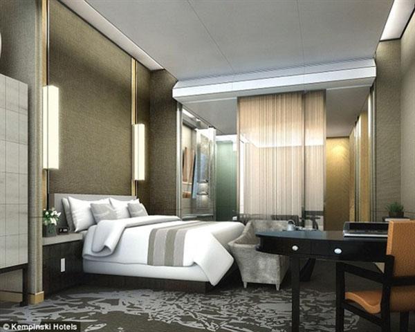 فندق شروق الشمس في الصين