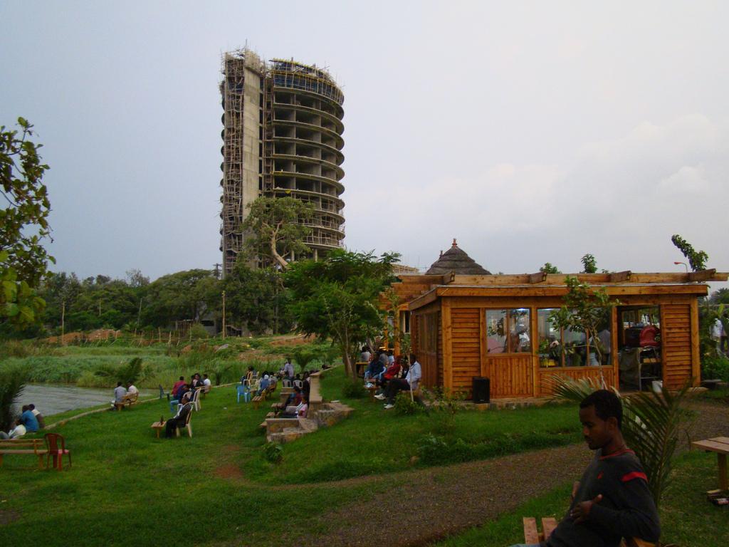 بحر دار بأرض الحبوش , اثيوبيا (( مناظر))