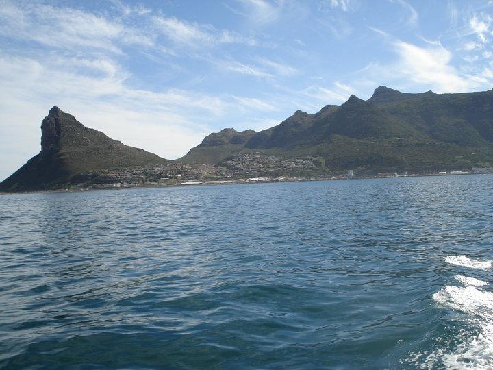 """رحلة جنوب أفريقيا """" تاون"""