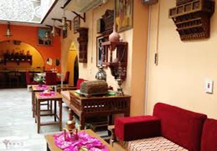 تقرير عن مطعم تراثي مميز في مدينه جدة