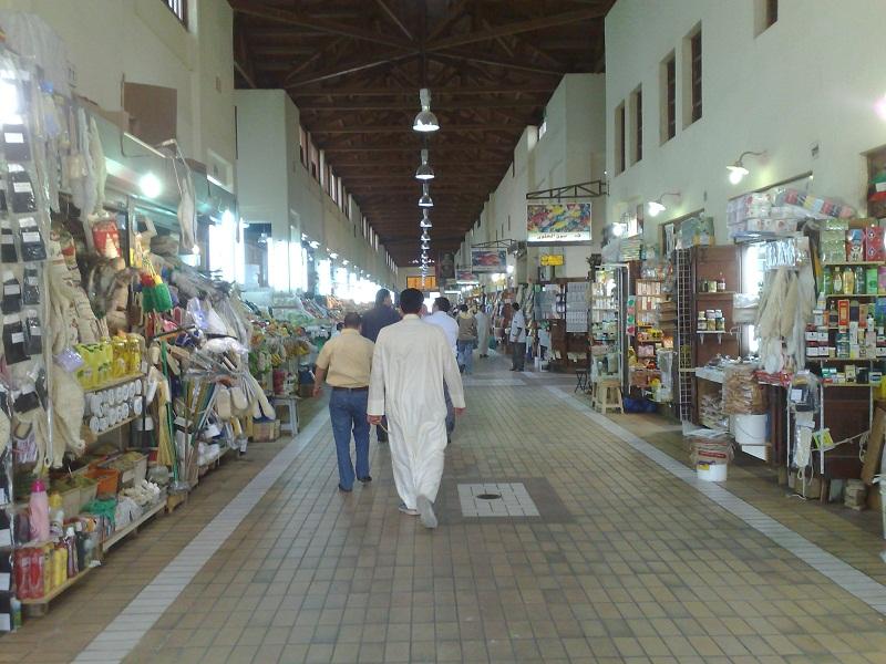 تعرف على احد اشهر الاسواق الشعبيه في دولة الكويت