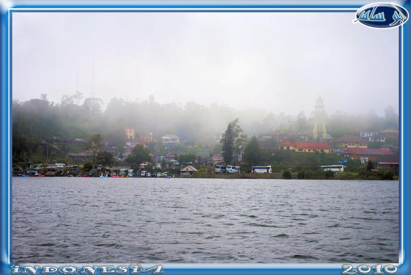 ����� ������� Beratan Lake �� ����� ���� (����� �������)  ����� ������� Beratan Lake ��