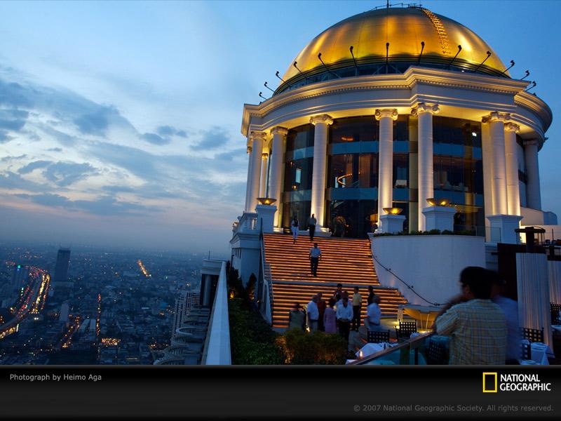 المناطق السياحية في بانكوك بالصور