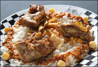 الفتة او الثريد ..اكلة العيد الشهية