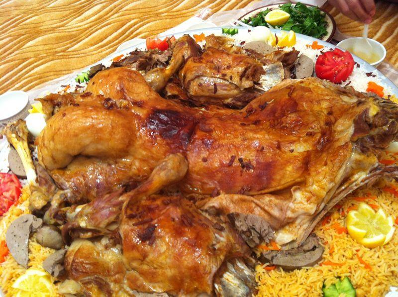 مطعم جديد وراقي في ابوظبي ( مطعم قصر نجد ) مطعم جديد وراقي في ابوظبي