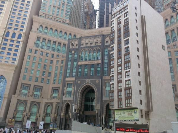 تقرير عن فندق زمزم جراند مكة المكرمة (معلومات- صور)  تقرير عن فندق زمزم جراند