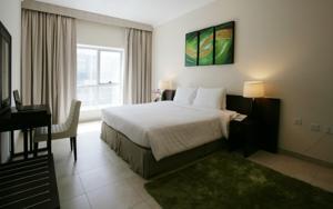 أوريس للشقق الفندقية ديرة - دبي الرقة