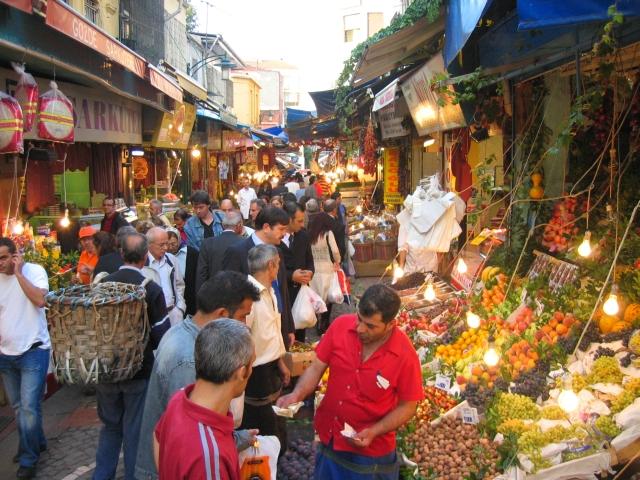 من اجمل مناطق اسطنبول منطقة كاديكوي Kadikoy في الجانب الآسيوي