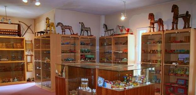 متحف الدمى و الألعاب في اسطنبول