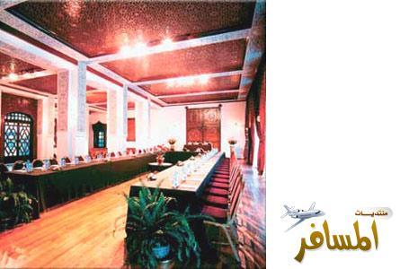 فندق المنزه طنجة Hotel El Minzah Tangier