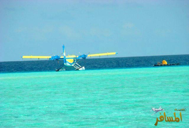 جزر المالديف جنة الأرض