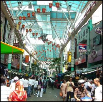برنامج شهر عسل اقتصادي الى ماليزيا
