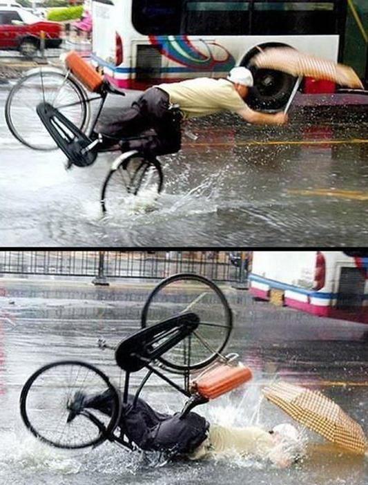 ** انتبهوا إذا جاء المطر _ الغيث يارب **