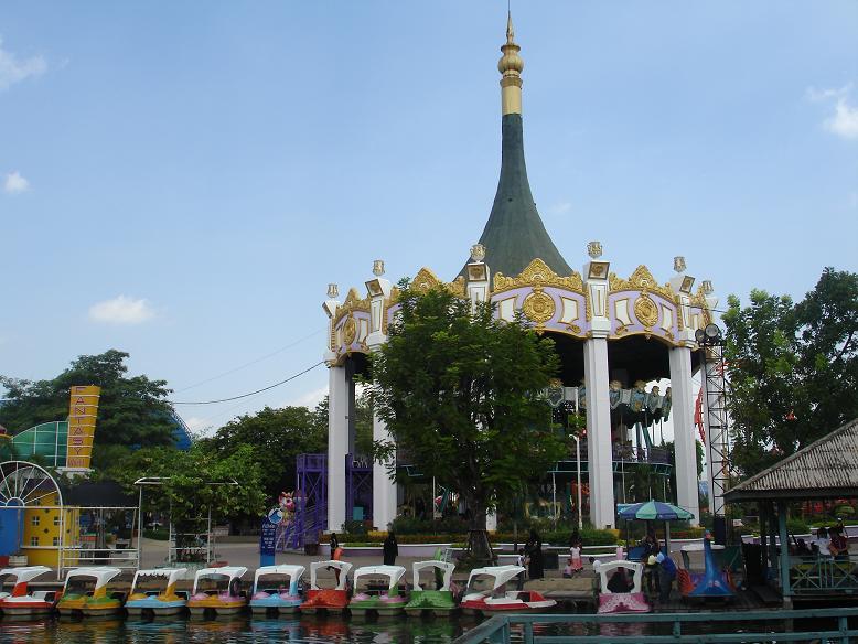 حديقة سيام بارك في بانكوك قمة الخيال    حديقة سيام بارك في بانكوك