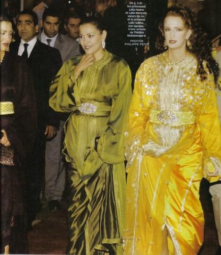 لباس مغربي تقليدي أصيل
