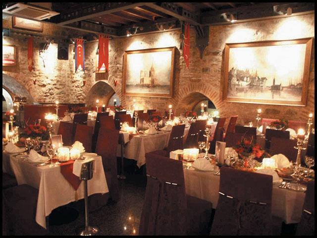 مطعم البحر ارقى مطاعم تركيا