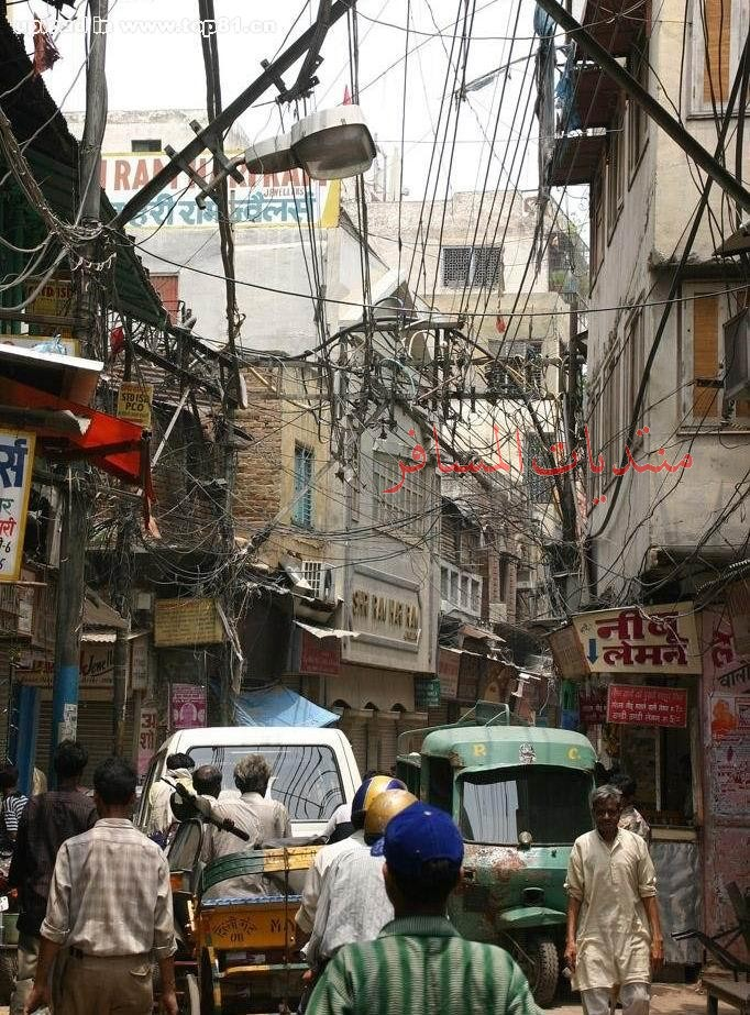 كهرباء الهند ..... !!