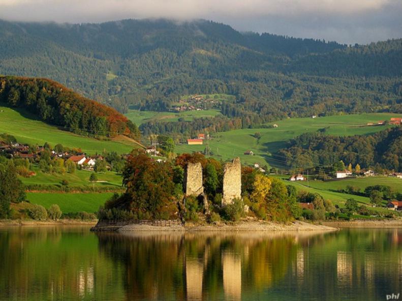 مناظر طبيعية سويسرية