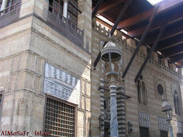 القاهرة الفاطميه( تقريري المصور عن الجامع الازهر الشريف )