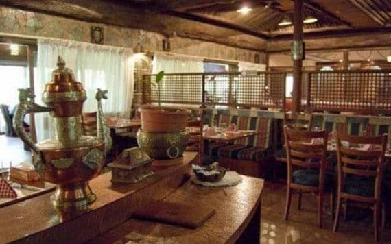 مطعم بخارا