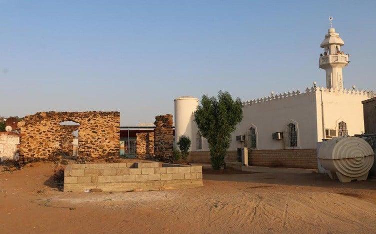 مسجد الحديبية