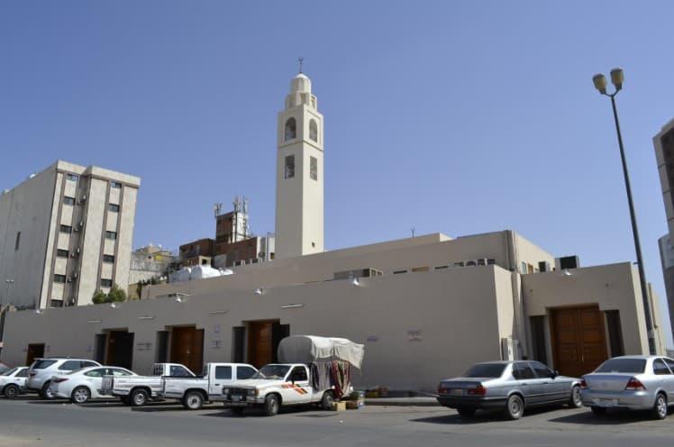 مسجد الاجابة