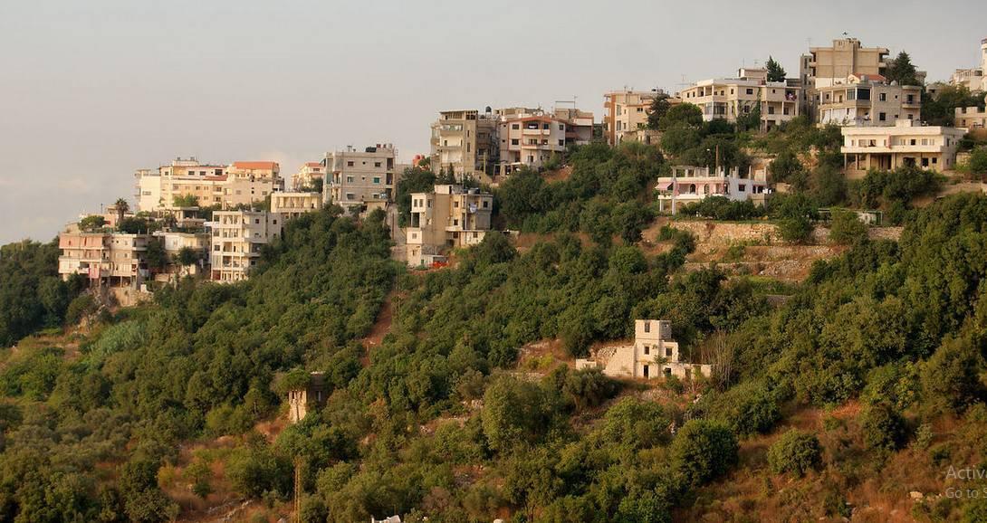 منطقة عالية لبنان