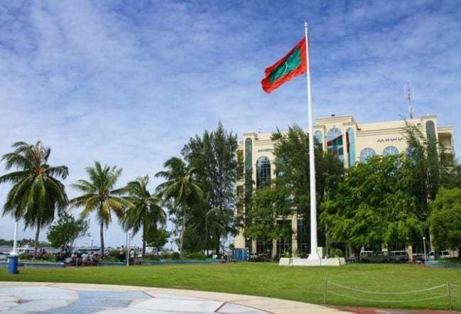 ميدان الجمهور مالديف