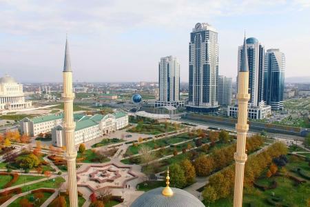 السفر الى الشيشان