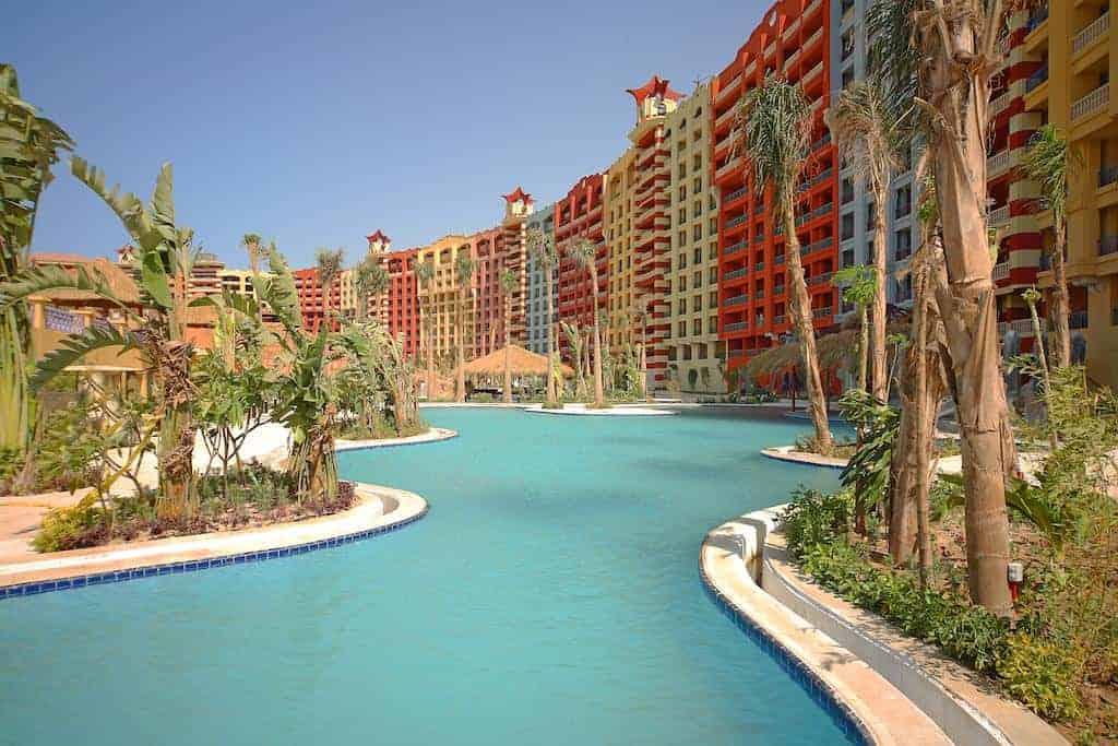 افضل القرى السياحية الاسكندرية