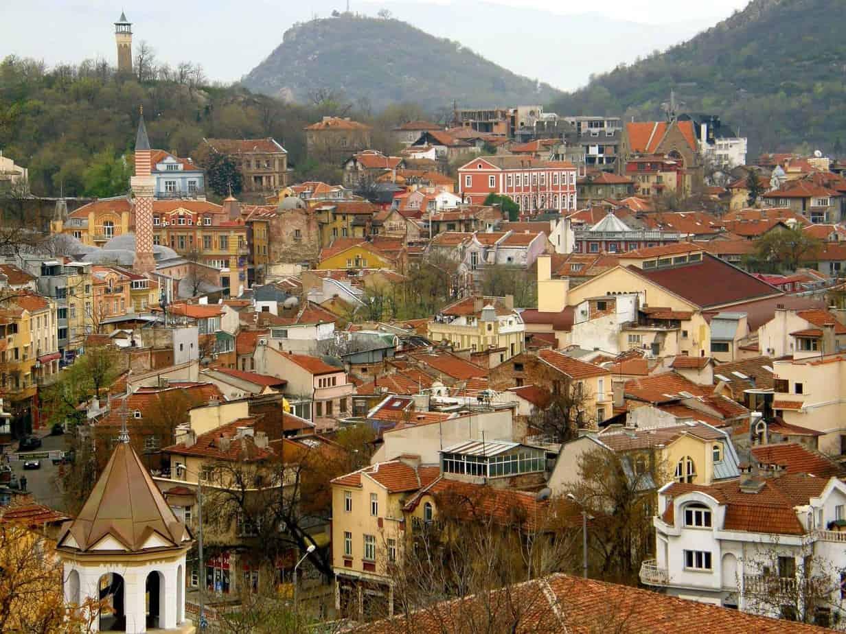 العرب في بلغاريا