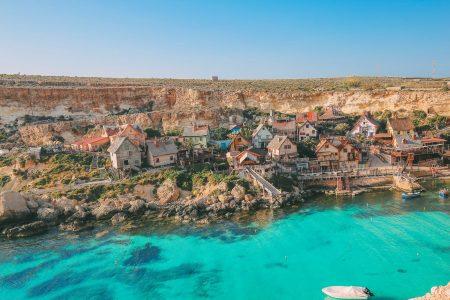 رحلتي الى مالطا