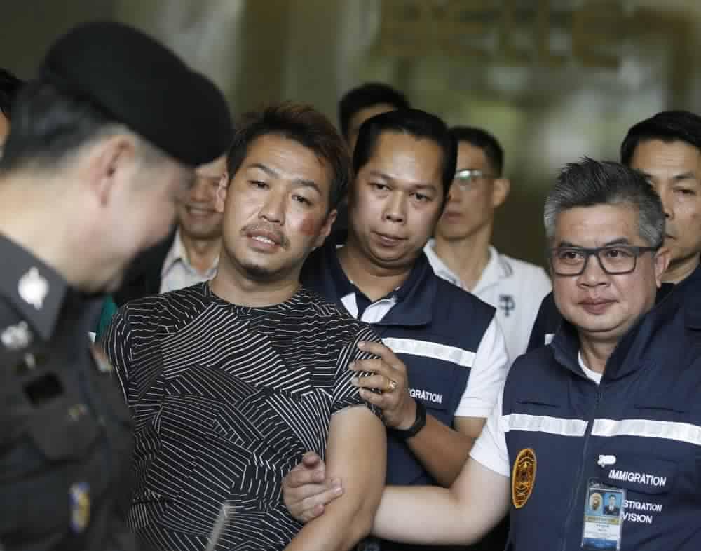 عصابات تايلند