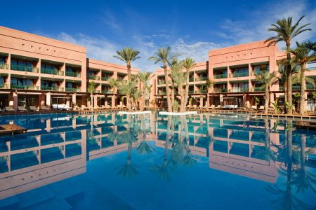 فندق الجولف بالاس مراكش