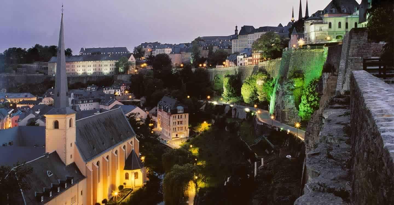 luxembourg المسافرون العرب