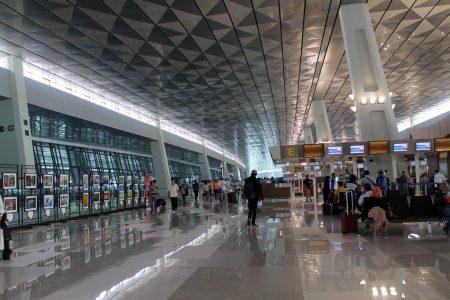 شركات حفظ الامتعه في مطار جاكرتا