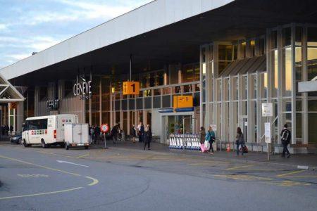المسافة بين انترلاكن ومطار جنيف