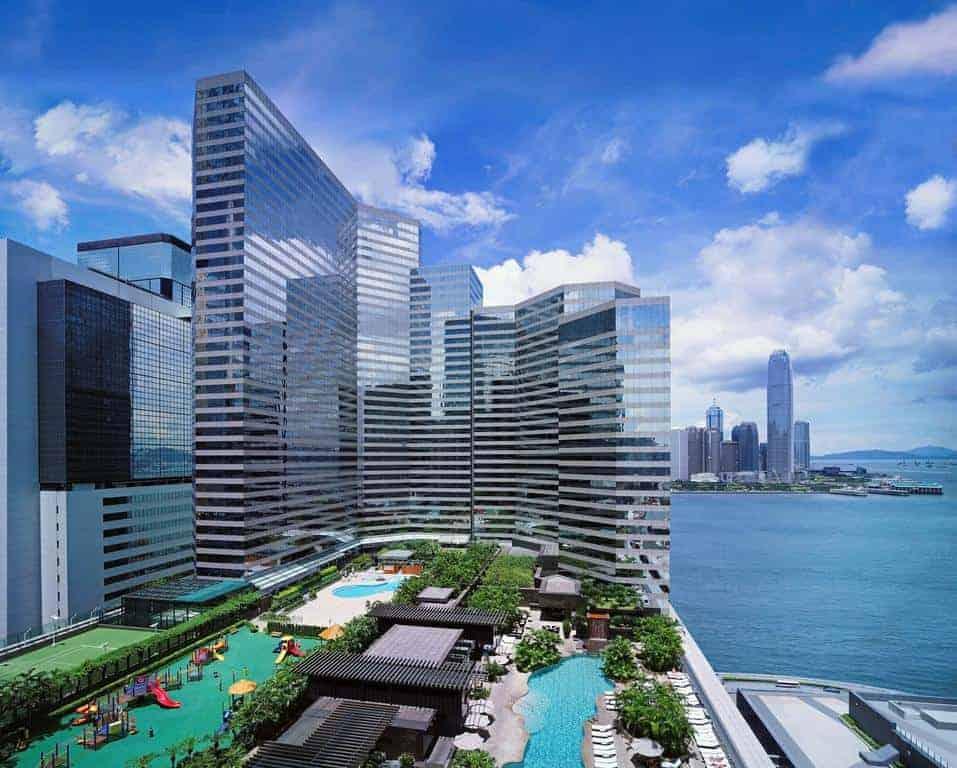 افضل منطقة للسكن في هونق كونق