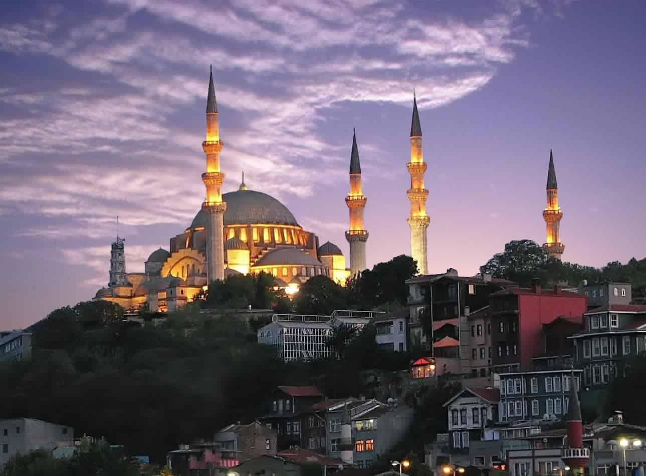 من اسطنبول الى ادرنة