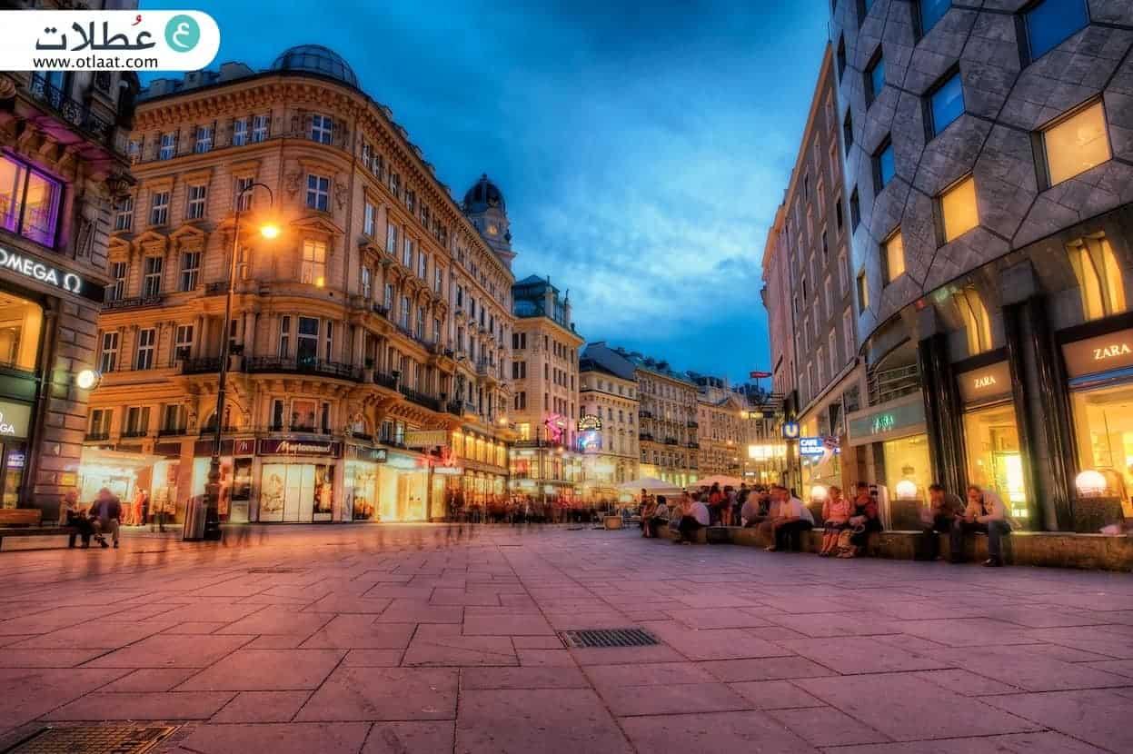 أفضل اسواق فيينا
