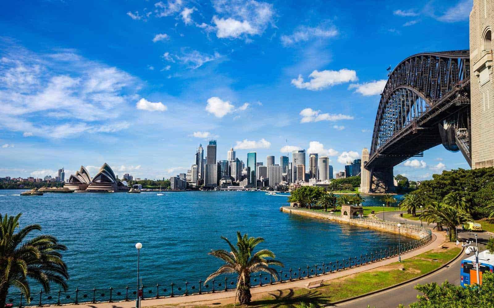 استراليا في الصيف