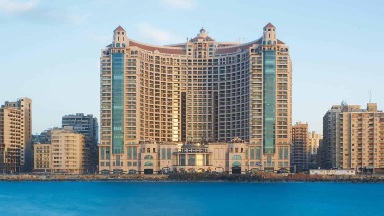 افضل فنادق في الإسكندرية