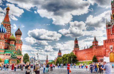 السياحة روسيا الأمن