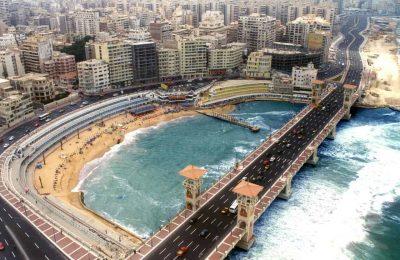 اماكن سكن سياحية الاسكندرية (عروس المتوسط)