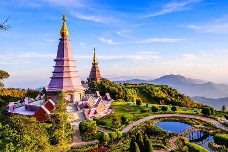 ابرد المناطق في تايلاند