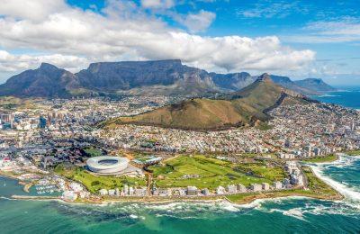 سكن رخيص في كيب تاون (عاصمة جنوب افريقيا)