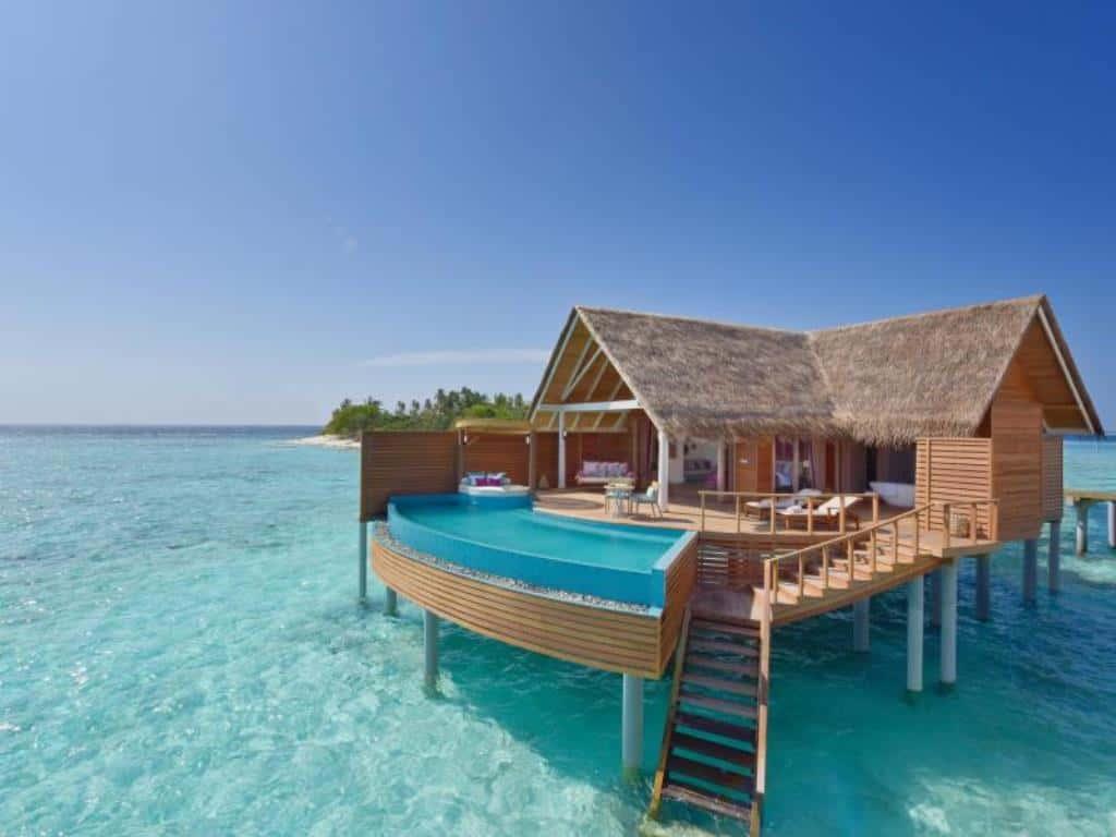 عيش كأنك في جزر المالديف او موريشيوس