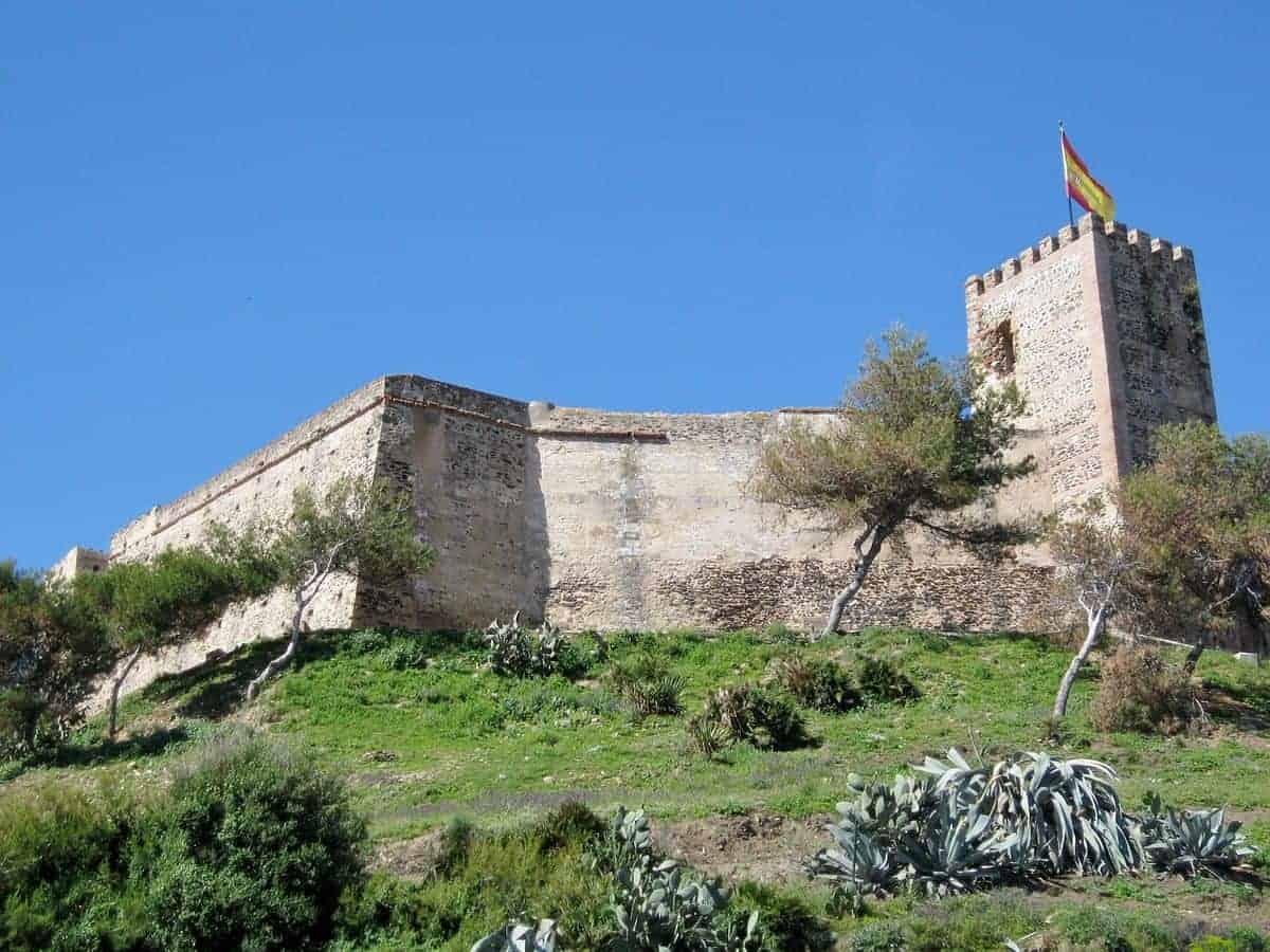 كيف الوصول قلعة سهيل ماربيا