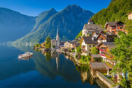 الفرق بين النمسا و سويسرا